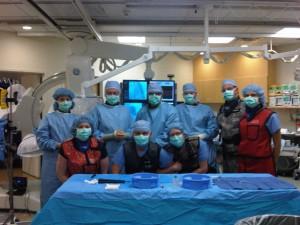 Dr. Dib, Dr. Harper & team
